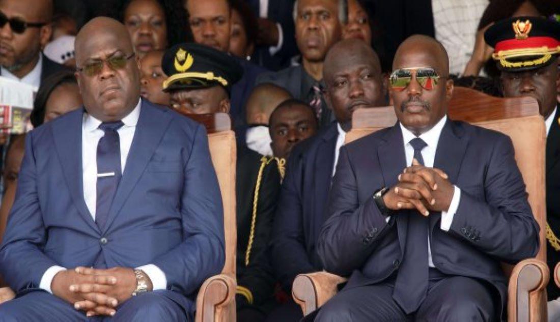 RDC: Les tensions se poursuivent au sein de la coalition Tshisekedi-Kabila