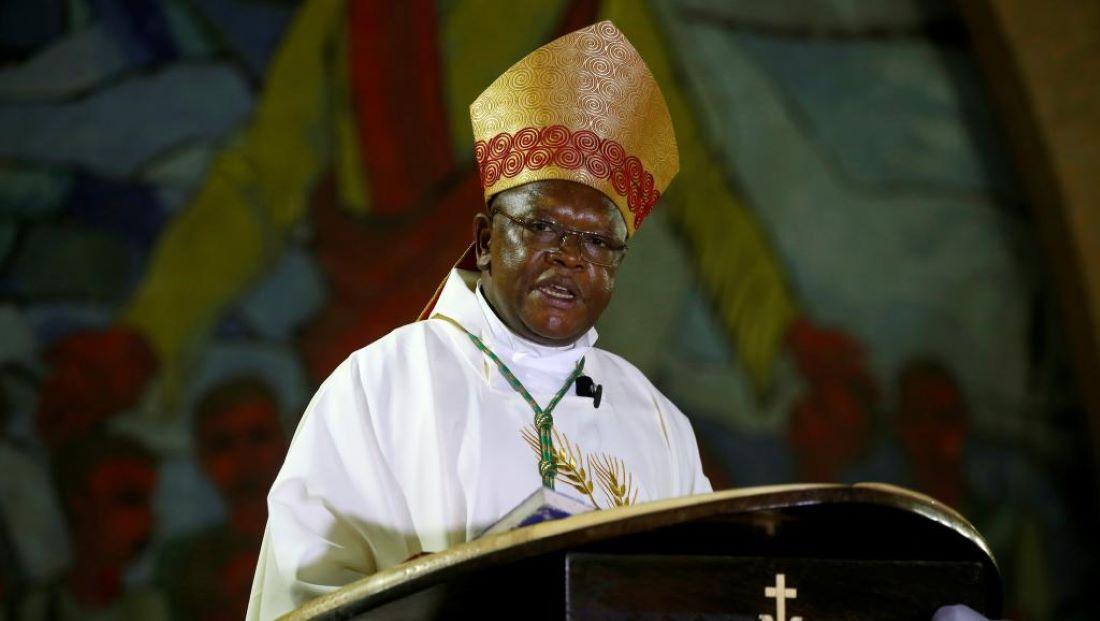 RD Congo: « Le Pays n'est pas suffisamment libéré », dit Mgr Fridolin Ambongo