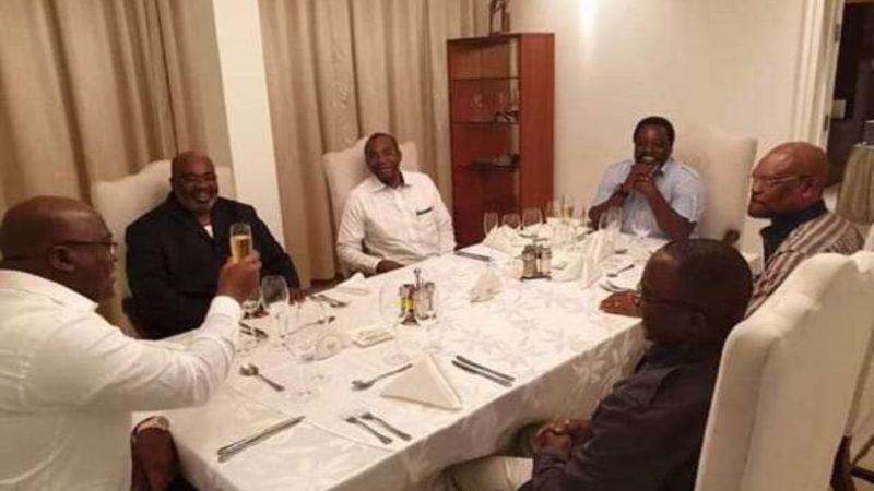 RDC: la répartition des postes entre Cash de Tshisekedi et Fcc de Kabila se précise dans le futur gouvernement de coalition