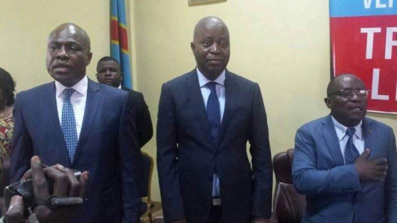 RDC: Martin Fayulu opère la mutation de la «Dynamique de l'opposition» en «Dynamique pour la vérité des urnes»