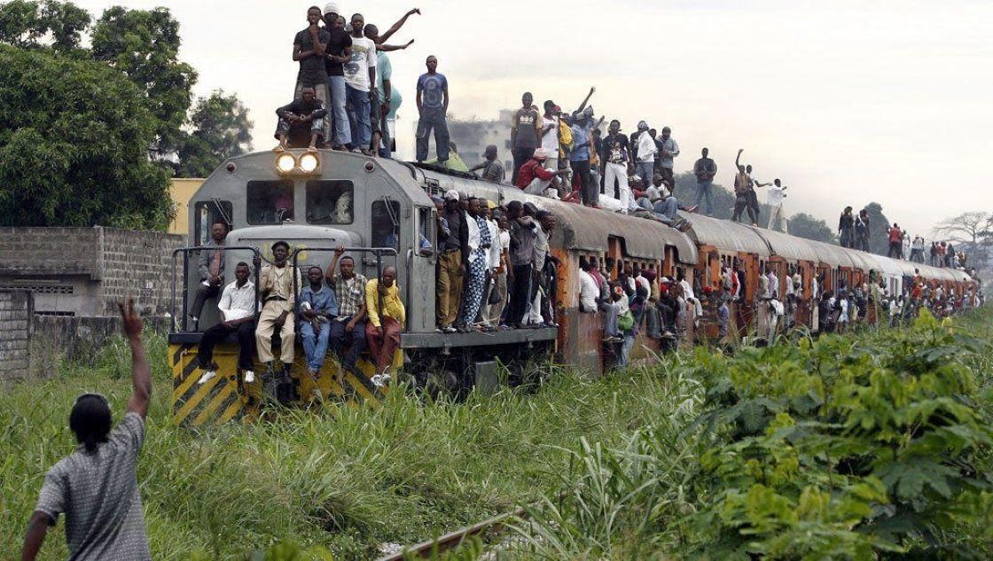 RDC: Au moins 50 morts dans un déraillement d'un train dans le Tanganyika