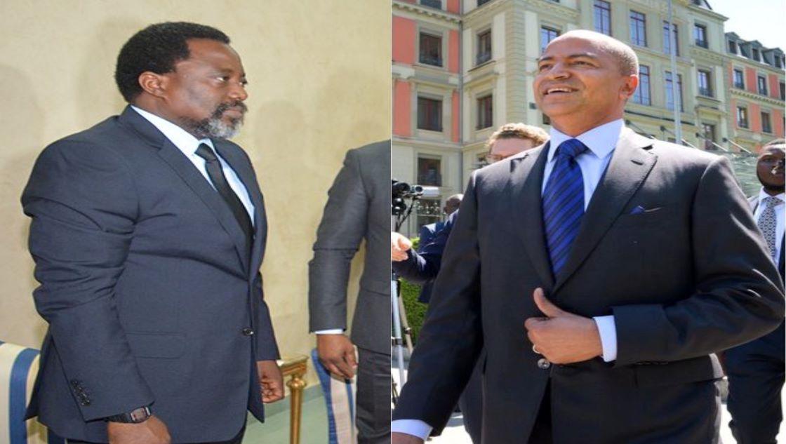 RD Congo: rapprochement entre Joseph Kabila et Moïse Katumbi