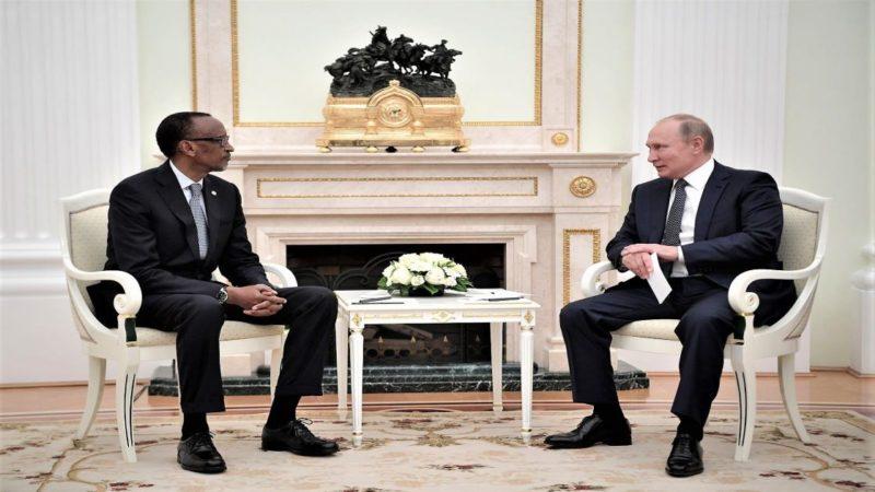Sommet Russie-Afrique: Moscou veut investir dans le nucléaire au Rwanda
