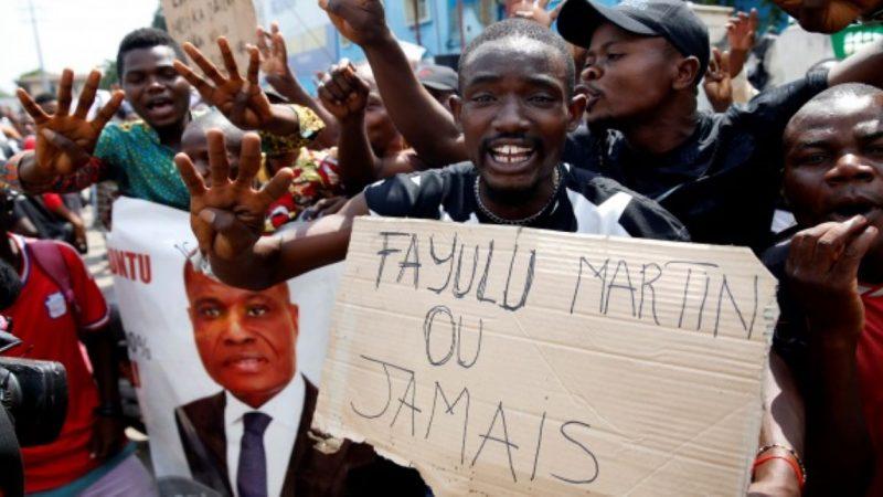 RDC: un opposant proche de Martin Fayulu  en prison pour « outrage » au président Tshisekedi