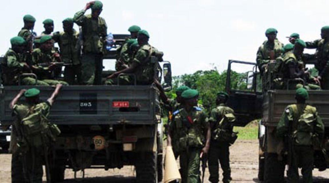 La Zambie revendique un village en RD Congo, combats entre l'armée congolaise à des soldats zambiens