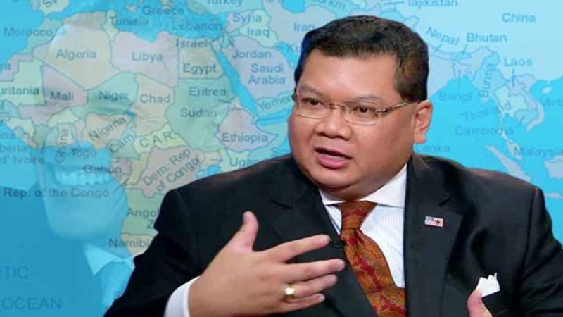 RDC: Peter Pham nommé émissaire des Etats-Unis pour le Sahel