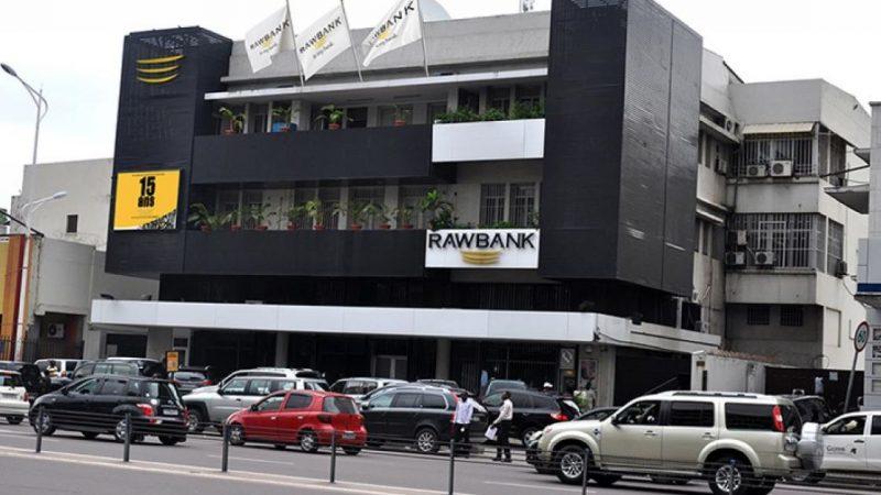 RDC: directeur général de Rawbank, Thierry Taeymans, remis en liberté