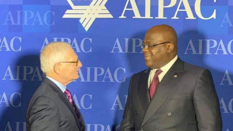 RDC: depuis Washington, le président Tshisekedi annonce la reprise des relations avec Israël