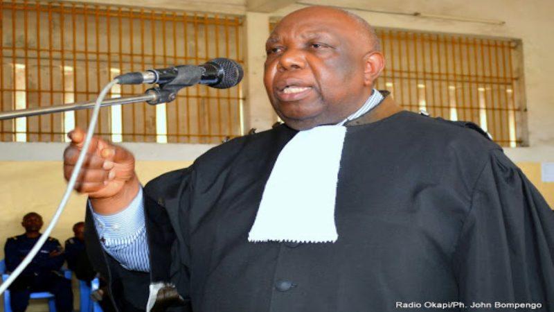 RDC: le célèbre bâtonnier Joseph Mukendi wa Mulumba est décédé de coronavirus
