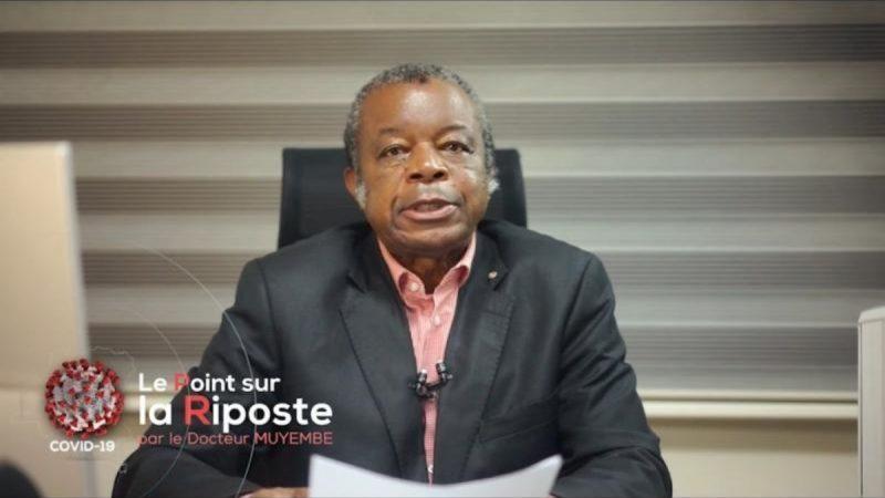 Vaccin contre Covid-19: quand le Dr Muyembe annonce la candidature de la RDC pour les essais cliniques et jette le trouble