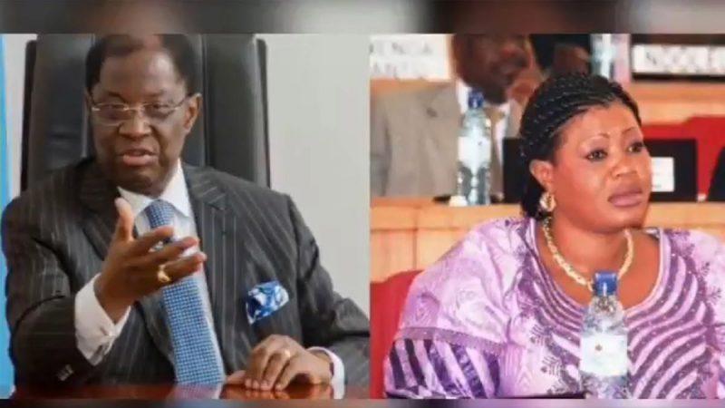 RDC: Scandale au Sénat entre le président Thambwe Mwamba et la sénatrice Bijoux Goya