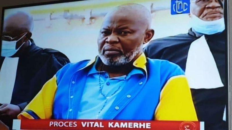 Affaire « programme des 100 jours » en RDC: Vital Kamerhe maintenu en détention, son procès reporté au 25 mai