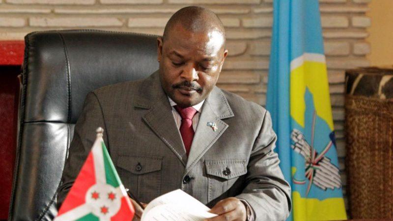 Burundi: Qui succédera à Pierre Nkurunziza? A la Cour constitutionnelle de le dire