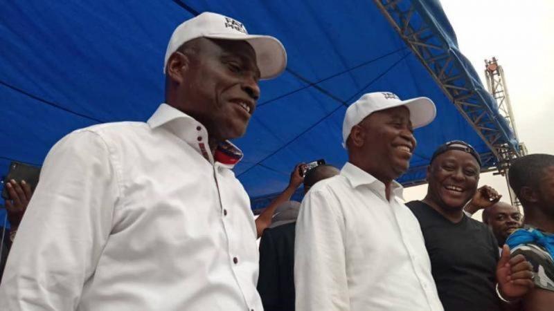 Procès 100 jours: Martin Fayulu et Adolphe Muzito appellent à établir les responsabilités de Félix Tshisekedi