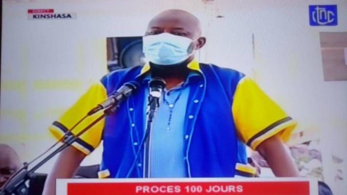 Procès 100 jours anticorruption: 20 ans de prison requis par la justice contre Vital Kamerhe et Jammal