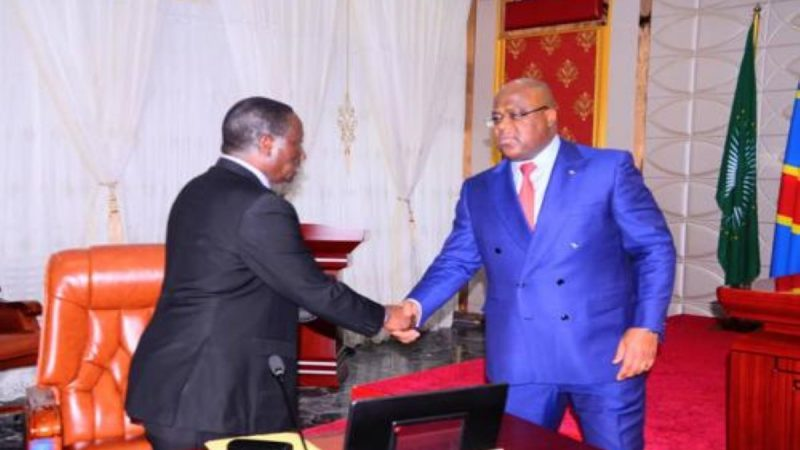 Montée de tension au sein de la coalition FCC-CACH avec les ordonnances présidentielles dans l'armée en RDC: Sylvestre Ilunga demande des explications à Félix Tshisekedi