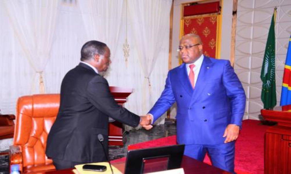 Montée de tension au sein de la coalition FCC-CACH avec les ordonnances présidentielles dans l'armée en RDC: Sylvestre Ilunga demande des explications à Félix Tshisekedi