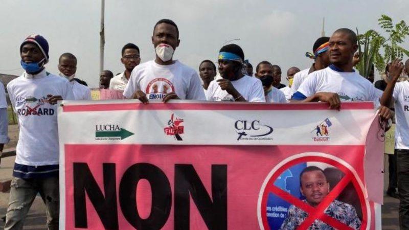 Marche anti Ronsard Malonda en RDC: plusieurs morts en marge de manifestations à Kinshasa et Lubumbashi