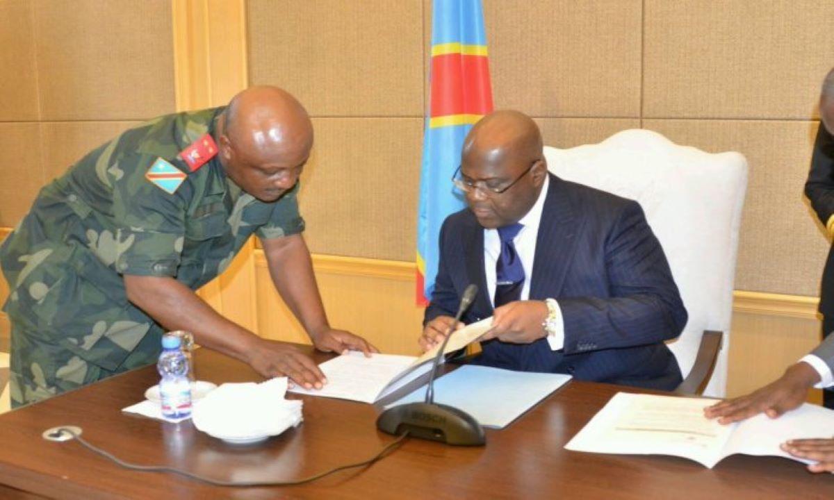 RDC: Félix Tshisekedi remanie l'armée sous pression des États-Unis et l'ombre de Joseph Kabila