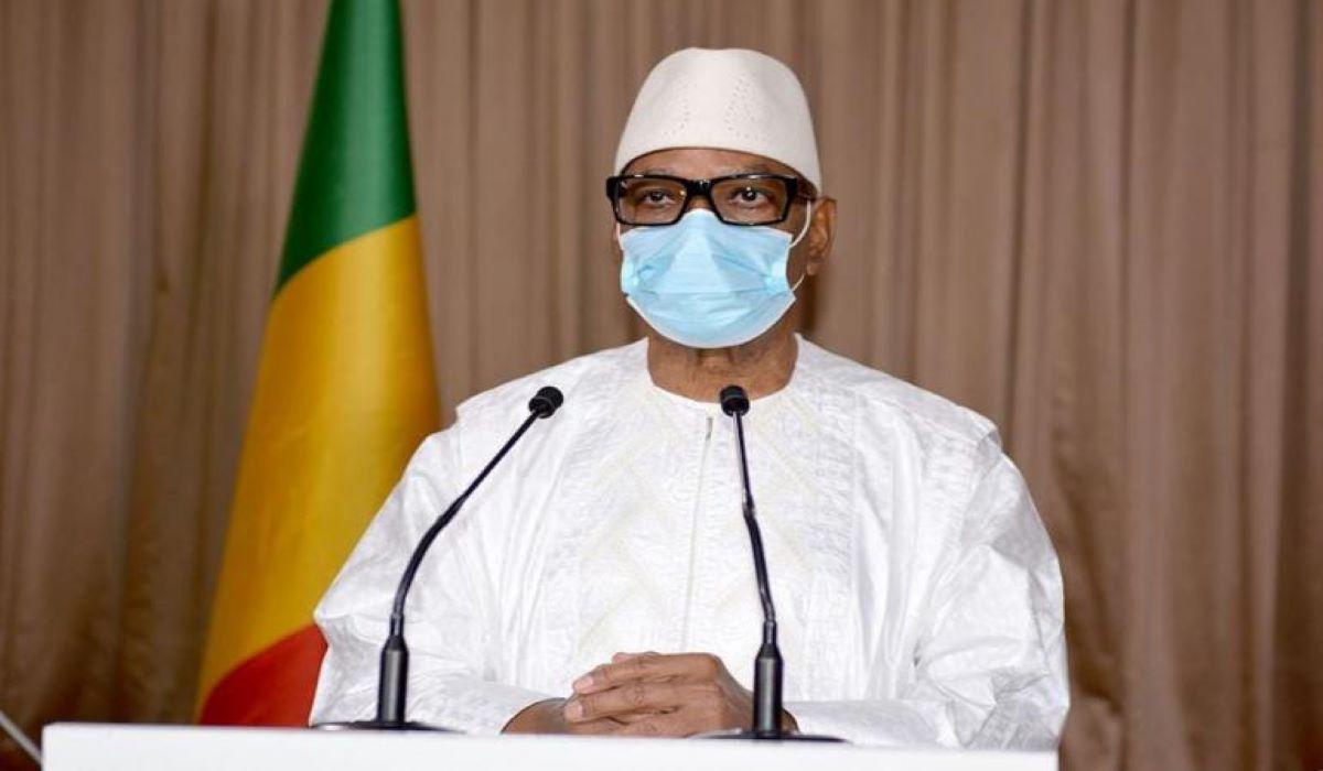 Coup de force militaire au Mali: le président Ibrahim Boubacar Keïta a démissionné