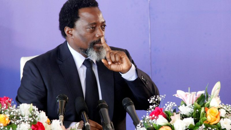 Joseph Kabila a tranché sur la désignation du président de la CENI: «  plus de discussion, ce sera Ronsard Malonda »