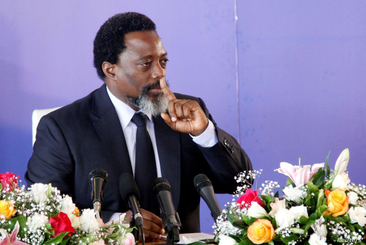 Joseph Kabila a tranché sur la désignation du président de la CENI: «  plus de discussion, ce sera Ronsard Malonda »