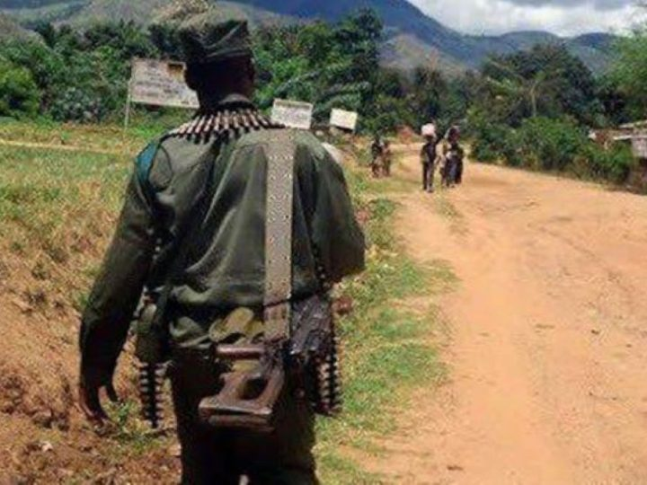 Sud-Kivu: Un militaire « ivre » tue au moins 12 personnes