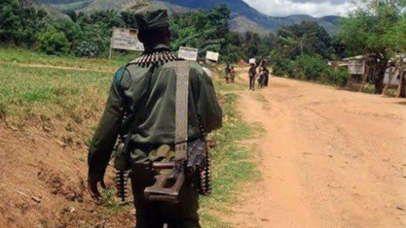 Sud-Kivu: Un militaire « ivre » tue au moins 12 personnes