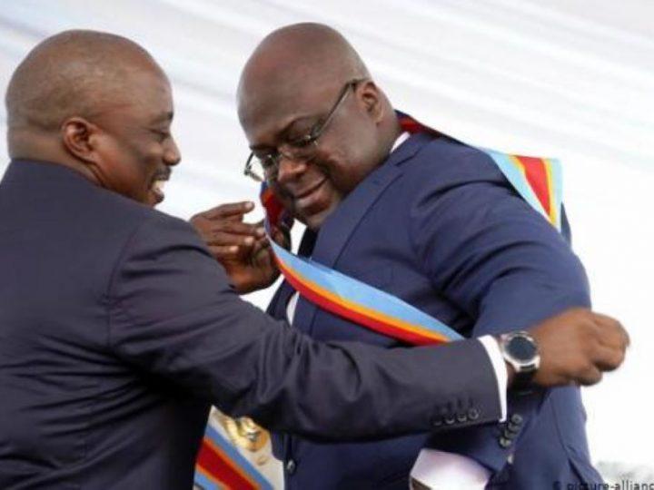 RDC: Joseph Kabila publie, enfin, l'accord qui l'a conduit à nommer Felix Tshisekedi président,