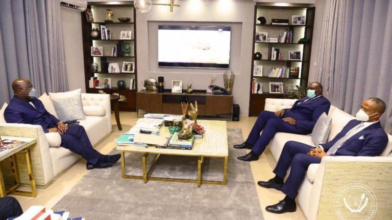 RDCongo: Martin Fayulu appelle Katumbi et Bemba à démissionner de Lamuka