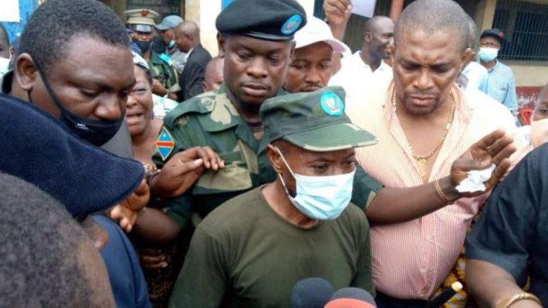 Assassinat de Laurent-Désiré Kabila: le colonel Eddy Kapend, libéré, a enfin quitté la prison centrale de Makala