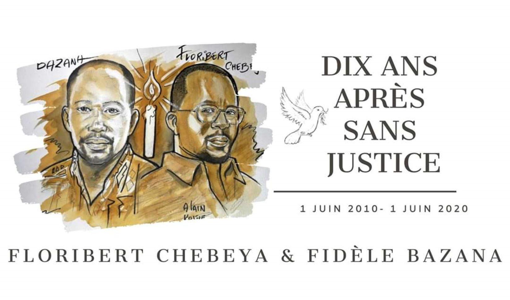 RDC: Qui ont réellement tué les défenseurs des droits humains Floribert Chebeya et Fidèle Bazana?