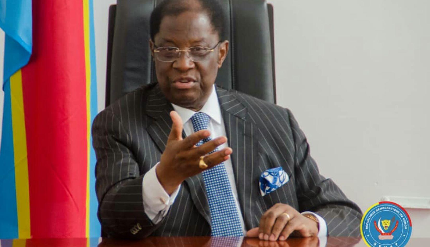 RDC: le président du Sénat, Alexis Thambwe Mwamba, poursuivi pour détournement de fonds publics