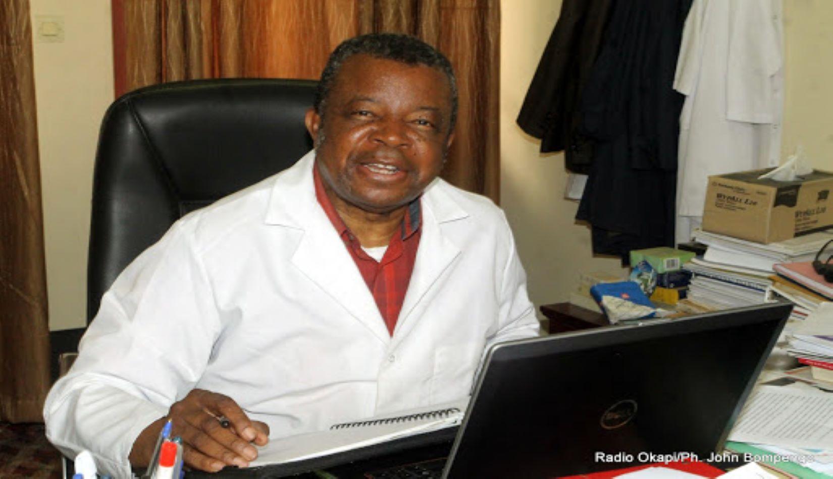 Covid-19 en RDC: le Dr Muyembe propose la réouverture des écoles et universités