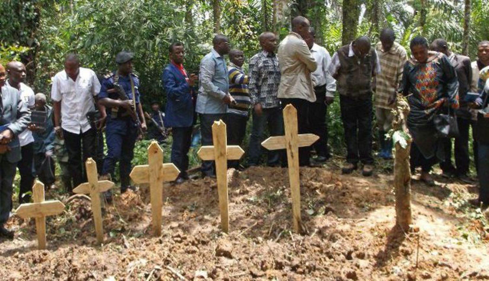 RDC: plus de 6000 morts à Beni depuis 2013, selon l'épiscopat congolais