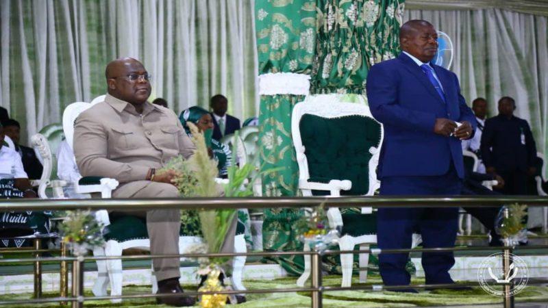 Centenaire Kimbaguiste: Félix Tshisekedi souhaite que la date du 6 avril soit décrétée fériée en RDC