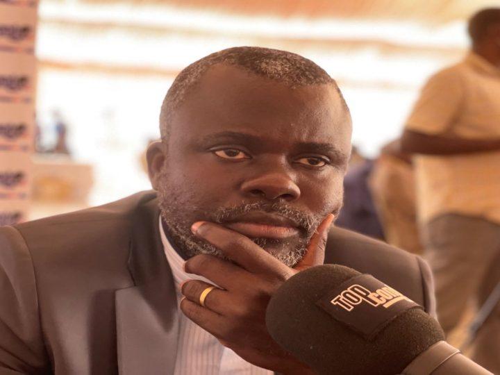 RDC: le journaliste Israël Mutombo de Bosolo Na Politik, arrêté puis « libéré »