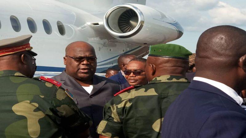 RDC: Le président Félix Tshisekedi décrète l'état de siège au Nord-Kivu et en Ituri