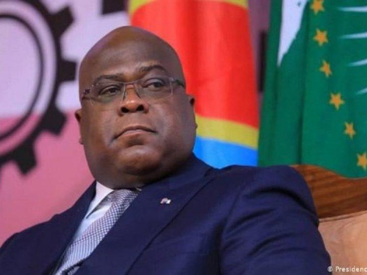 RDC: le président Tshisekedi annonce renégocier les contrats miniers