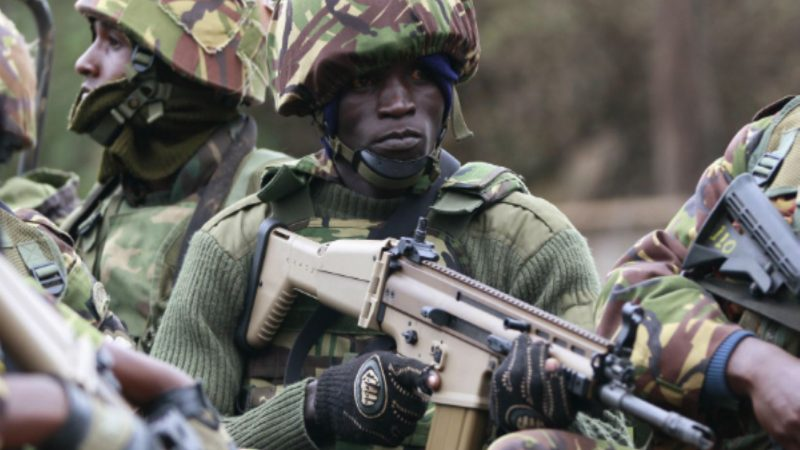 Violences dans l'est de la RD Congo: Des soldats kényans bientôt déployés